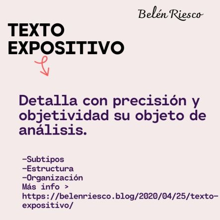 Expo text