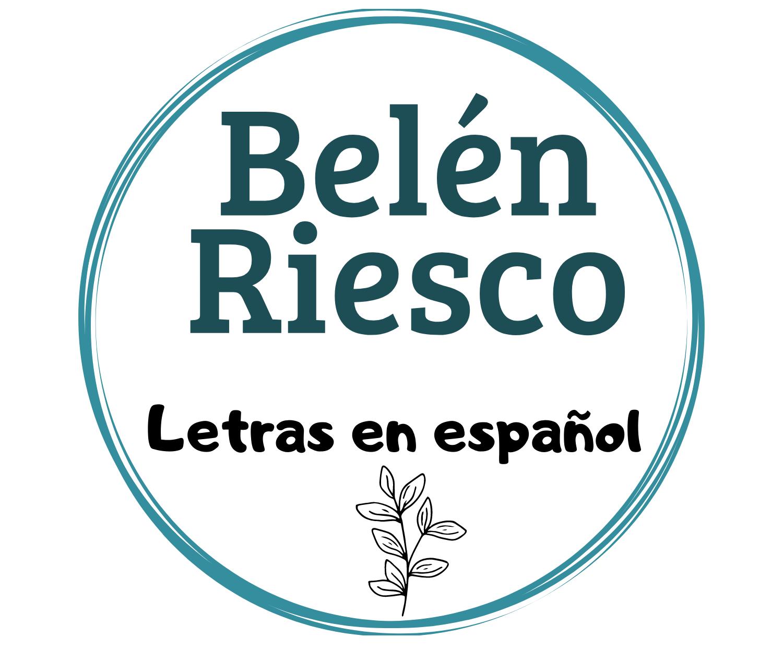 Letras en español